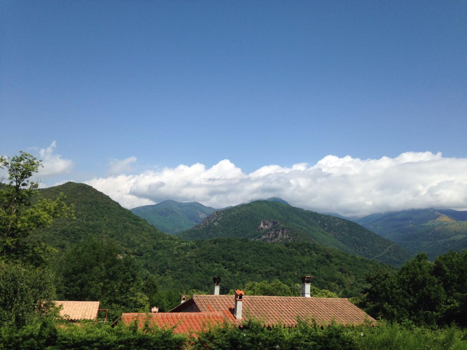 Terrain - Serralongue
