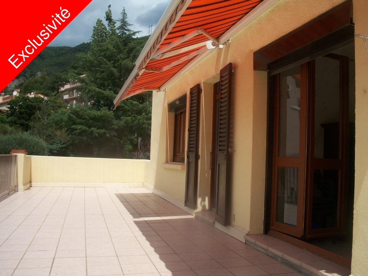 Vente achat appartement am lie les bains palalda 66110 for Garage jean lain thonon les bains